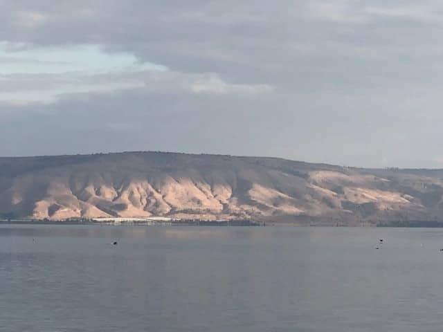 Sea of Galilee 9