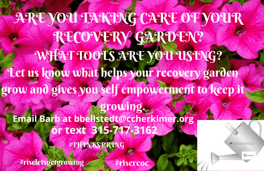 Recovery Garden