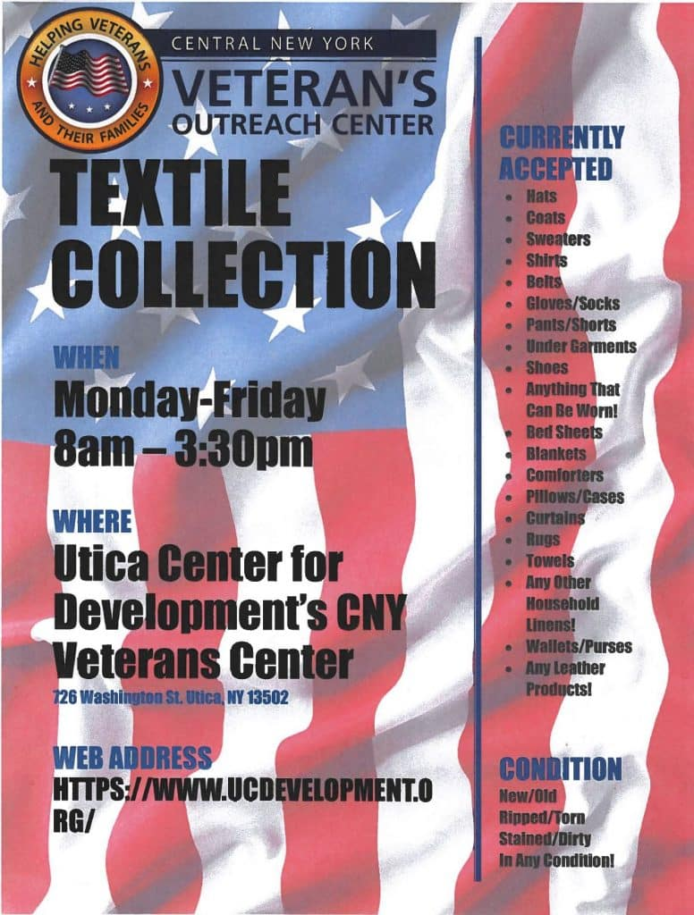 Veterans Outreach