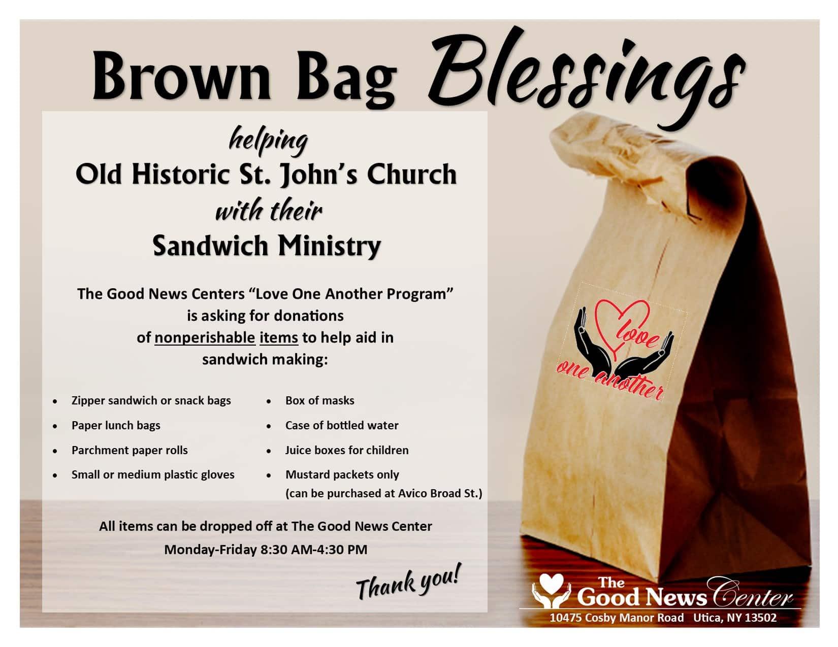 Brown Bag Blessings
